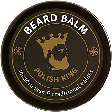 Parfumuri și produse cosmetice Balsam pentru barbă - Polish King Beard Balm