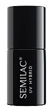 Parfumuri și produse cosmetice Bază pentru gel-lac, colorată - Semilac Blooming Effect Base