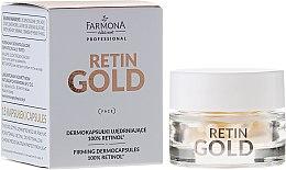Parfumuri și produse cosmetice Retinol în capsule - Farmona Retin Gold Firming Dermocapsules 100% Retinol