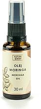 """Parfumuri și produse cosmetice Ulei de păr """"Moringa"""" - Nature Queen"""