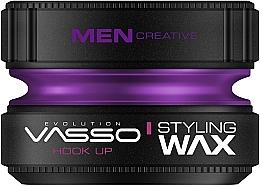 Parfumuri și produse cosmetice Ceară pentru păr - Vasso Professional Hair Styling Wax Hook Up