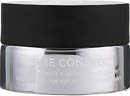 Parfumuri și produse cosmetice Cremă antirid pentru ochi și buze - Diego Dalla Palma Time Control Absolute Anti Age Eye and Lip Contour Cream