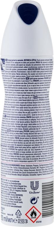 Deodorant spray - Rexona Motionsense Pink Blush — Imagine N2