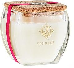 "Parfumuri și produse cosmetice Lumânare aromatică ""Verbena"" - Essencias De Portugal Senses Saudade Verbena Candle"