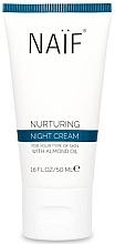 Parfumuri și produse cosmetice Cremă hidratantă de noapte - Naif Natural Skincare Nurturing Night Cream