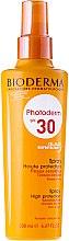 Parfumuri și produse cosmetice Spray cu protecție solară pentru piele sensibilă - Bioderma Photoderm Spf30 High Protectin Spray