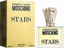 Moschino Stars - Apă de parfum — Imagine N2