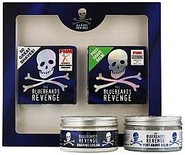 Parfumuri și produse cosmetice Set - The Bluebeards Revenge (balm/100ml+cr/100ml)