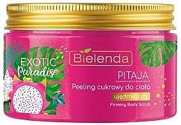 "Parfumuri și produse cosmetice Peeling pentru corp ""Pitaya"" - Bielenda Exotic Paradise Peel"