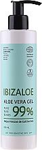 Parfumuri și produse cosmetice Gel de corp - Ibizaloe Pure Natural Aloe Vera Gel 99%