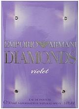 Giorgio Armani Emporio Armani Diamonds Violet - Apă de parfum — Imagine N1