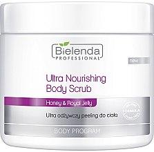 Parfumuri și produse cosmetice Scrub de corp pentru restabilirea pielii - Bielenda Professional Body Program Ultra Nourishing Body Scrub