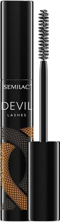 Rimel pentru gene - Semilac Devil Lashes Mascara — Imagine N1