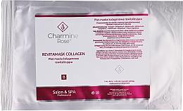 Parfumuri și produse cosmetice Mască cu colagen pentru față - Charmine Rose Revitamask Collagen