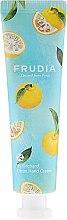 Parfumuri și produse cosmetice Cremă nutritivă pentru mâini - Frudia My Orchard Citron Hand Cream