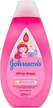 Parfumuri și produse cosmetice Șampon pentru copii - Johnson's Baby Shiny Drops Shampoo