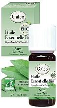 Parfumuri și produse cosmetice Ulei esențial organic de saro - Galeo Organic Essential Oil Saro