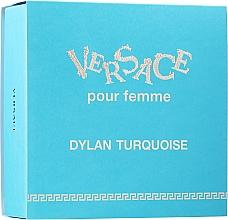Parfumuri și produse cosmetice Versace Set Versace Dylan Turquoise Pour Femme - Set (edt/30ml + show/gel/50ml)