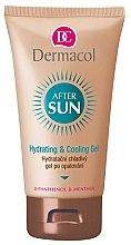 Parfumuri și produse cosmetice Gel hidratant după plajă - Dermacol Hydrating & Cooling Gel