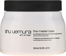 Parfumuri și produse cosmetice Ser regenerant pentru păr - Shu Uemura Art Of Hair Master Serum Base