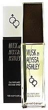 Parfumuri și produse cosmetice Alyssa Ashley Musk - Apă de colonie