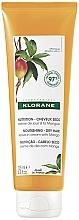 Parfumuri și produse cosmetice Cremă de zi cu ulei de mango pentru păr uscat - Klorane Day Cream For Dry Hair With Mang Oil