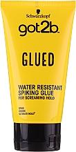 Parfumuri și produse cosmetice Adeziv pentru păr - Schwarzkopf Got2b Glued Spiking Glue