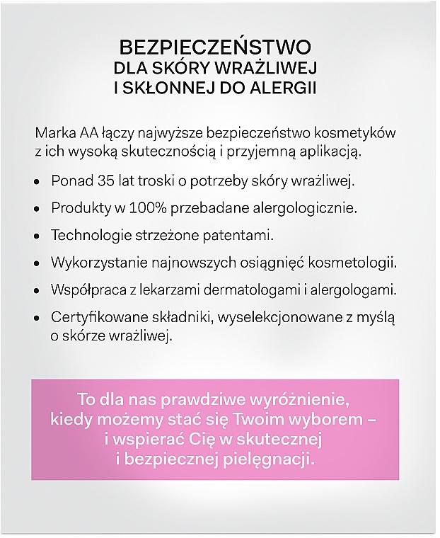 Cremă de zi pentru față - AA Moc Energy Cream 60+ — Imagine N2