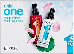 Parfumuri și produse cosmetice Set - Revlon Professional Uniq One Lotus (spray/150ml+spray/150ml)