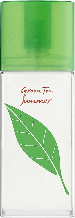 Elizabeth Arden Green Tea Summer - Apă de toaletă — Imagine N2