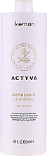 Parfumuri și produse cosmetice Șampon- gel de duș - Kemon Actyva Bellessere Shampoo