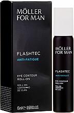Parfumuri și produse cosmetice Cremă pentru zona ochilor - Anne Moller Pour Homme Eye Contour Roll-On