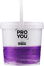 Parfumuri și produse cosmetice Pudră iluminantă pentru păr - Revlon Professional Pro You The Lifter Bleaching Powder