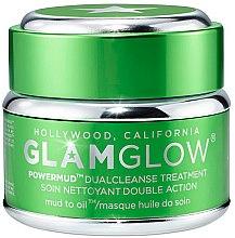 Parfumuri și produse cosmetice Mască de curățare cu acțiune dublă - Glamglow Powermud Dualcleanse Treatment