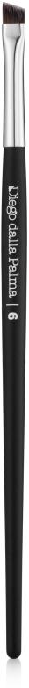 Pensulă pentru eyeliner și sprâncene №6 - Diego Dalla Palma Accessories — Imagine N1
