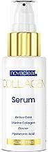 Parfumuri și produse cosmetice Ser facial cu colagen - Novaclear Collagen Serum