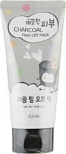 """Parfumuri și produse cosmetice Mască-peliculă """"Cărbune"""" pentru față - Esfolio Pure Skin Charcoal Peel Off Pack"""
