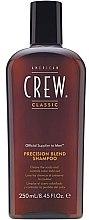 Parfumuri și produse cosmetice Șampon pentru păr cărunt vopsit - American Crew Classic Precision Blend Shampoo