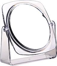 Parfumuri și produse cosmetice Oglindă cosmetică, 85048, față-verso - Top Choice