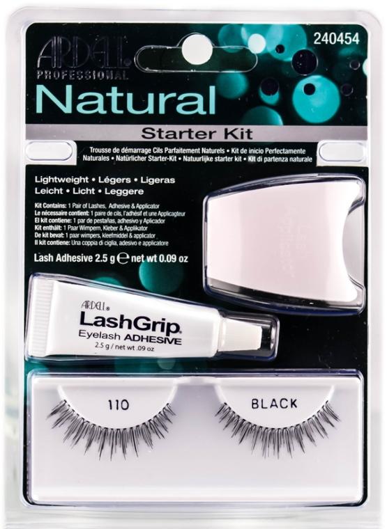 Set gene false - Ardell Natural Starter Kit Black 110 — Imagine N1