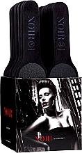 Parfumuri și produse cosmetice Set răzătoare de unică folosință pentru picioare - MiaCalnea Noir One Use