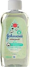 Parfumuri și produse cosmetice Ulei de corp pentru copii - Johnson's Baby Cotton Touch Oil