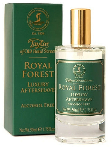 Taylor of Old Bond Street Royal Forest Aftershave Lotion - Loțiune după ras