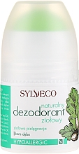 Parfumuri și produse cosmetice Deodorant pe bază de plante naturale - Sylveco