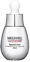 Parfumuri și produse cosmetice Ser facial - Miguhara EGF Crystal 10 PPM