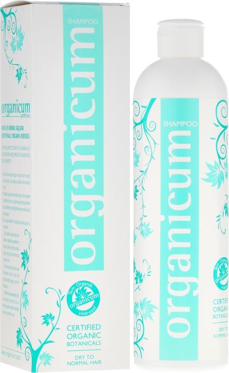 """Șampon de păr """"Mentă"""" - Terapi Organicum Hydrosolkomplex Shampoo — Imagine N1"""