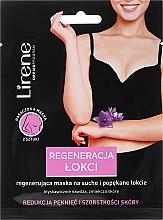 Parfumuri și produse cosmetice Mască pentru regenerarea pielii crăpate a coatelor - Lirene Dermo Program