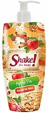 """Parfumuri și produse cosmetice Loțiune de corp """"Apple Pie"""" - Shake for Body Lotion"""