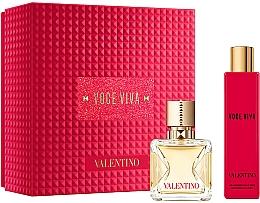 Parfumuri și produse cosmetice Valentino Voce Viva - Set (edp/50ml + b/lot/100ml)