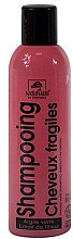 Parfumuri și produse cosmetice Șampon pentru părul gras - Naturado Shampoo Cosmos Organic